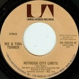 Nutbush City Limits / Help Him - Ike & Tina Turner