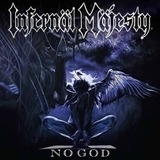 No God (ltd.Black Vinyl) - Infernäl Mäjesty