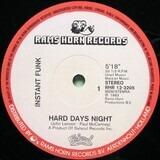 Hard Days Night / No Stoppin' That Rockin' - Instant Funk