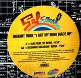 I Got My Mind Made Up - Instant Funk
