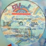 No Stoppin' That Rockin' - Instant Funk