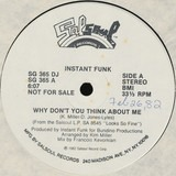 Why Don't You Think About Me / Slam Dunk The Funk - Instant Funk