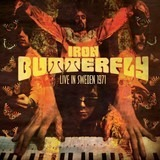 Live In Sweden 1971 - Iron Butterfly
