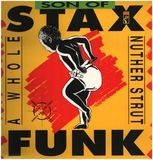 Son Of Stax Funk (A Whole Nuther Strut) - Isaac Hayes / Sho-Nuff / Sons of Slum a.o.