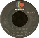 Do Your Thing / Ellie's Love Theme - Isaac Hayes