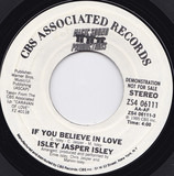 If You Believe In Love - Isley Jasper Isley