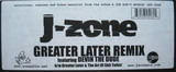 Greater Later Remix - J-Zone Featuring Devin The Dude