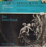 Intégrale De L'Œuvre D'Orgue 18 - J.S. Bach - Lionel Rogg