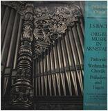 Orgelmusik in Arnstadt - I - J.S. Bach - Wilhelm Krumbach
