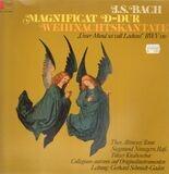 Magnificat D-Dur, Weihnachtskantate, Unser Mund sei voll Lachens - J.S.Bach