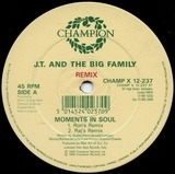Moments In Soul (Remix) - J.T. And The Big Family