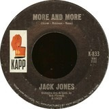 More And More / Now I Know - Jack Jones
