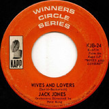 Wives And Lovers / Love With The Proper Stranger - Jack Jones