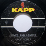 Wives And Lovers / Toys In The Attic - Jack Jones