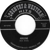 Abilene / Don't Let The Stars Get In Your Eyes - Jack White