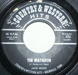 The Matador / One Has My Name The Other Has My Heart - Jack White