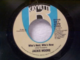 Who's Next, Who's Now / Singing Funky Music Turns Me On - Jackie Moore