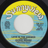 Love Is The Answer - Jackie Moore