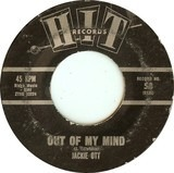 Out Of My Mind / Young Lovers - Jackie Ott / Bob & Bobbie