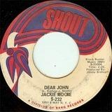 Dear John / Here I Am - Jackie Moore
