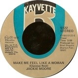 Make Me Feel Like A Woman / Singing Funky Music Turns Me On - Jackie Moore