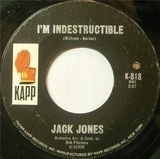 I'm Indestructible / Afterthoughts - Jack Jones