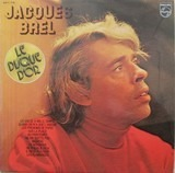 Le Disque D'or - Jacques Brel