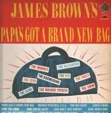 James Brown and the famous Flames