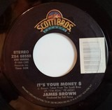 It's Your Money $ / You And Me - James Brown