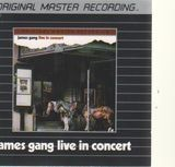 Live in Concert - James Gang