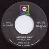 Midnight Man / White Man - Black Man - James Gang