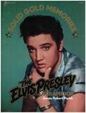 THE ELVIS PRESLEY SCRAPBOOK - Solid Gold Memories - James Robert Parish