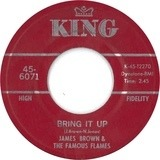 Bring It Up / Nobody Knows - James Brown & The Famous Flames