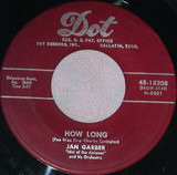 How Long / I Love You Because - Jan Garber And His Orchestra