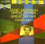 Great Songs From The Great Shows Of The Century - Jane Morgan