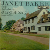 An Anthology of English Song - Janet Baker