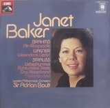 Wagner, Brahms, Strauss - Janet Baker, Sir Adrian Boult