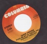 Pass Me By (If You're Only Passing Through) - Janie Fricke