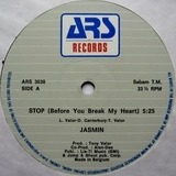 Stop (Before You Break My Heart) - Jasmin