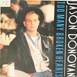 Too Many Broken Hearts - Jason Donovan