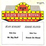 Mr. Big Stuff / Knock On Wood - Jean Knight / Eddie Floyd