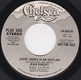 Jesse James Is An Outlaw - Jean Knight