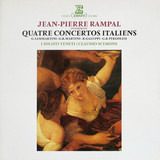 Jean-Pierre Rampal Interprete Quatre Concertos Italiens - Pergolesi / Sammartini / Galuppi a.o.