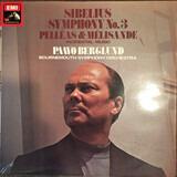 Symphony No. 3, Pelleas & Melisande - Jean Sibelius - Bournemouth Symphony Orchestra , Paavo Berglund