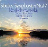 Symphonien No. 1–7 - Sibelius