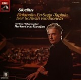 Finlandia · En Saga · Tapiola · Der Schwan Von Tuonela - Jean Sibelius