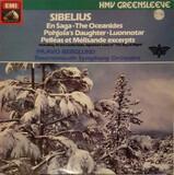 Luonnotar, Op. 70 / Pelleas Et Milisande - Incidental Music, Op. 46 / En Saga, Op. 9 / The Oceanide - Jean Sibelius , Bournemouth Symphony Orchestra , Paavo Berglund