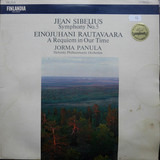 Symphony No. 5 / A Requiem In Our Time - Jean Sibelius , Einojuhani Rautavaara , Jorma Panula , Helsinki Philharmonic Orchestra