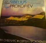 Concerto For Violin And Orchestra / Concerto No. 2 For Violin And Orchestra - Jean Sibelius , Sergei Prokofiev , Henryk Szeryng , The London Symphony Orchestra , Gennadi Rozhdes