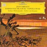 Symphonie Nr. 5 Op. 82 / Tapiola Op. 112 (Karajan) - Sibelius